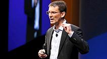 SAP Executive Keynote Bernhard Leukert