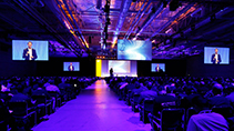 SAP Executive Keynote in Barcelona